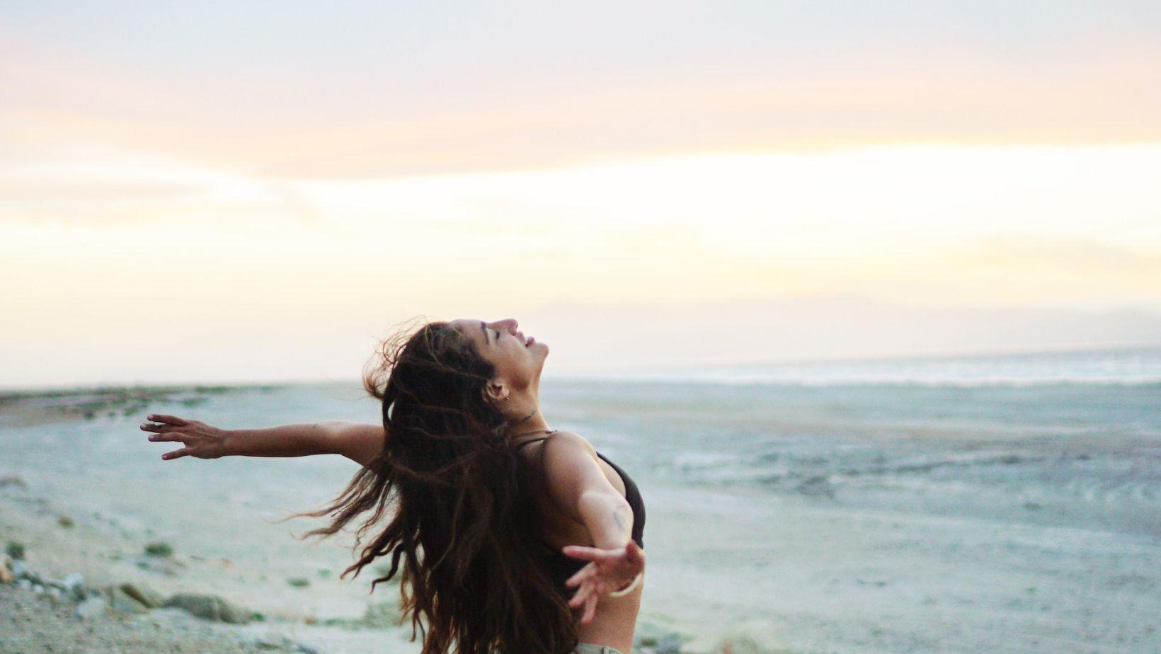 Se sentir libre d'être soi - femme